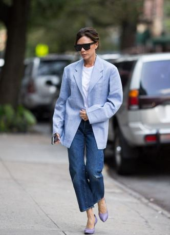 40 Ways to Wear Oversized Blazer for Women Ideas 7