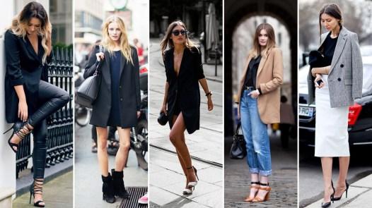 40 Ways to Wear Oversized Blazer for Women Ideas