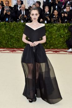 50 Adorable Met Gala Celebrities Fashion 42