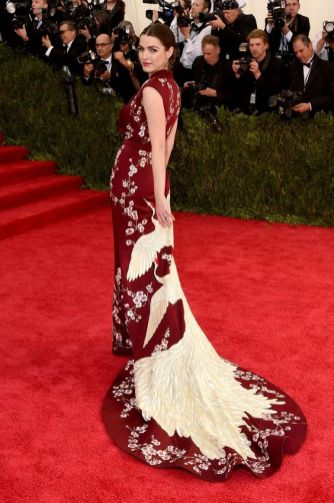50 Adorable Met Gala Celebrities Fashion 44