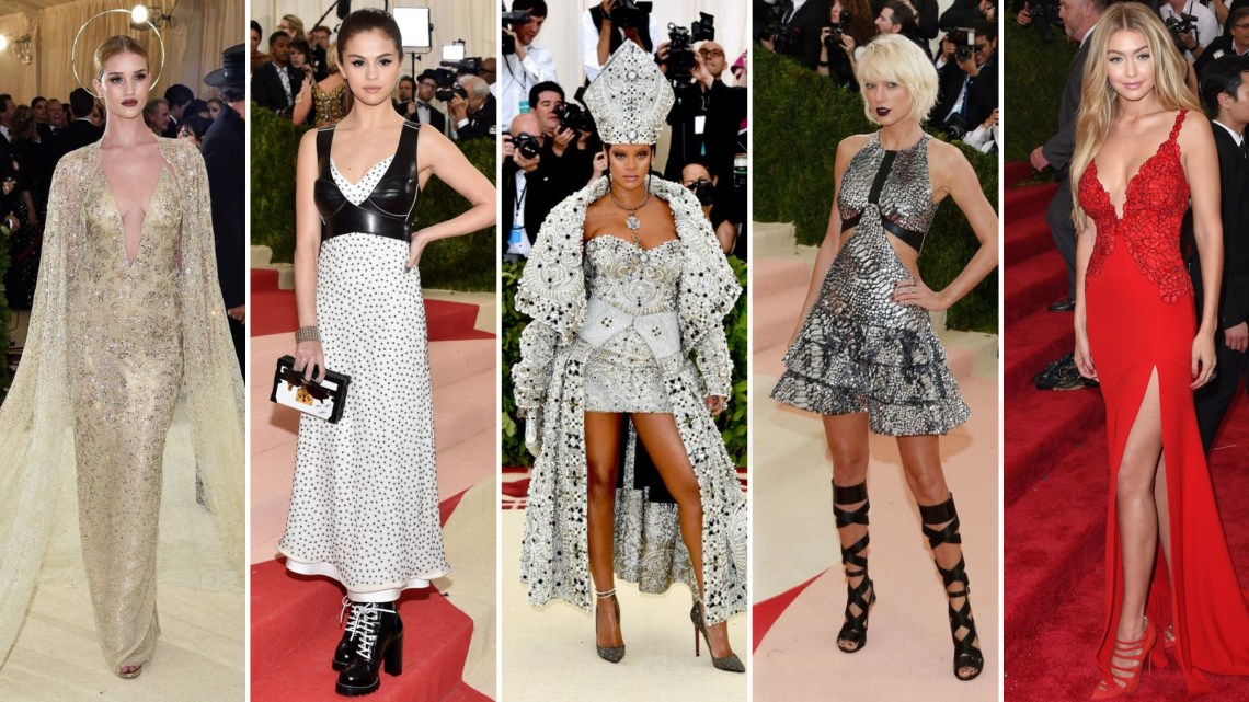 50 Adorable Met Gala Celebrities Fashion