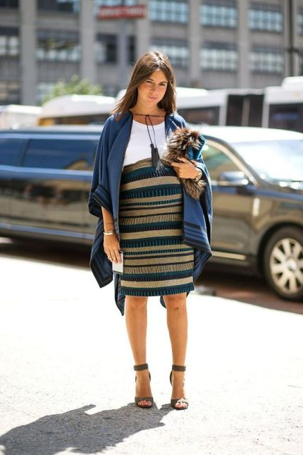 50 Comfy and Stylish Maternity Outfits Street Style Looks 12