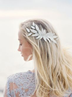 50 Natural Loose Hairstyle Looks for Brides Ideas 1