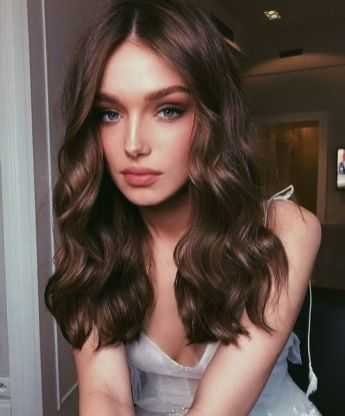 50 Natural Loose Hairstyle Looks for Brides Ideas 22