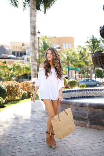 50 Ways to Wear Wedges for Spring and Summer Ideas 11