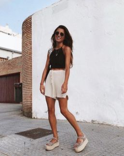 50 Ways to Wear Wedges for Spring and Summer Ideas 28