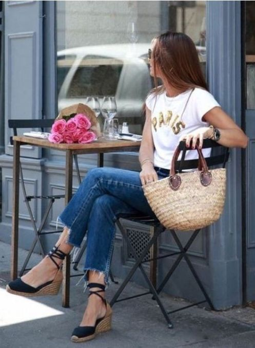 50 Ways to Wear Wedges for Spring and Summer Ideas 3