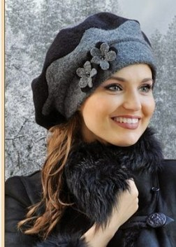 30 Best Warm Winter Hats for Women17
