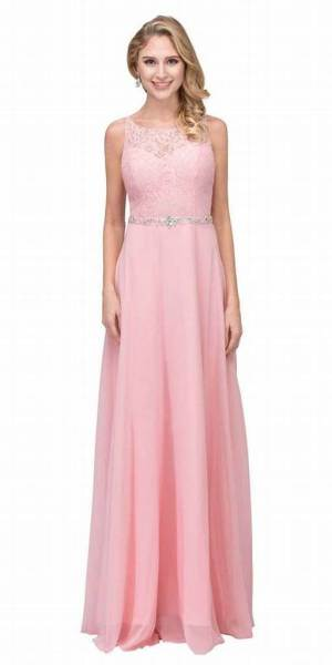 30 Inspiration for a sleeveless long dress outfit to appear feminine and trendy 15