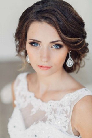 35 Inspirations Makeup Wedding For Blue Eyes 05