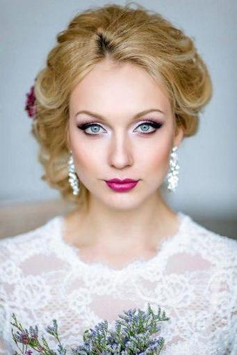 35 Inspirations Makeup Wedding For Blue Eyes 25