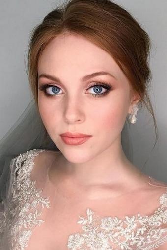 35 Inspirations Makeup Wedding For Blue Eyes 26