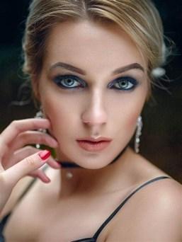 35 Inspirations Makeup Wedding For Blue Eyes 28