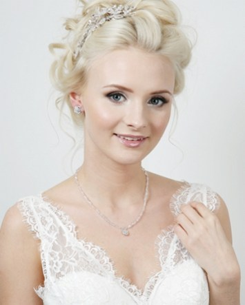 35 Inspirations Makeup Wedding For Blue Eyes 33