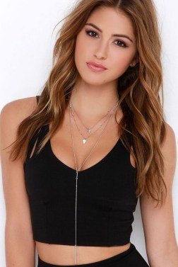 40 Most Popular Necklace For Women Ideas 23