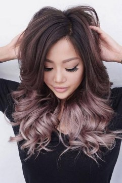 50 Best Peek A Boo Hair Color Ideas 13