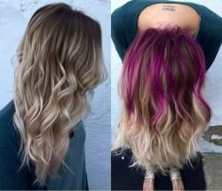 50 Best Peek A Boo Hair Color Ideas 27
