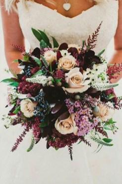 Best Romantic Peony Wedding Bouquet Inspiration 04
