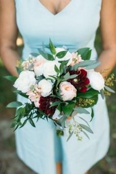 Best Romantic Peony Wedding Bouquet Inspiration 09