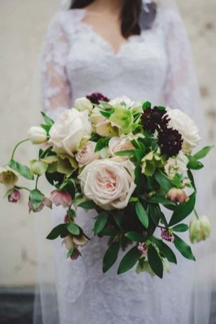 Best Romantic Peony Wedding Bouquet Inspiration 20