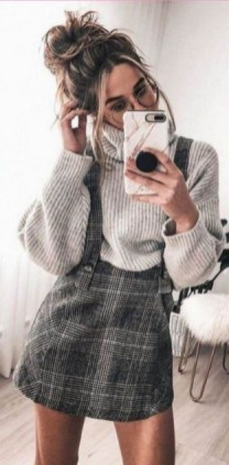 Aesthetic Outfits Ideas for Women stylish 02