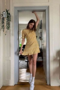 Aesthetic Outfits Ideas for Women stylish 05