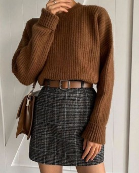 Aesthetic Outfits Ideas for Women stylish 07
