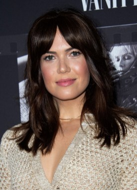 Curtain Bangs Hair Styles Ideas 32