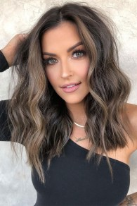 Curtain Bangs Hair Styles Ideas 35