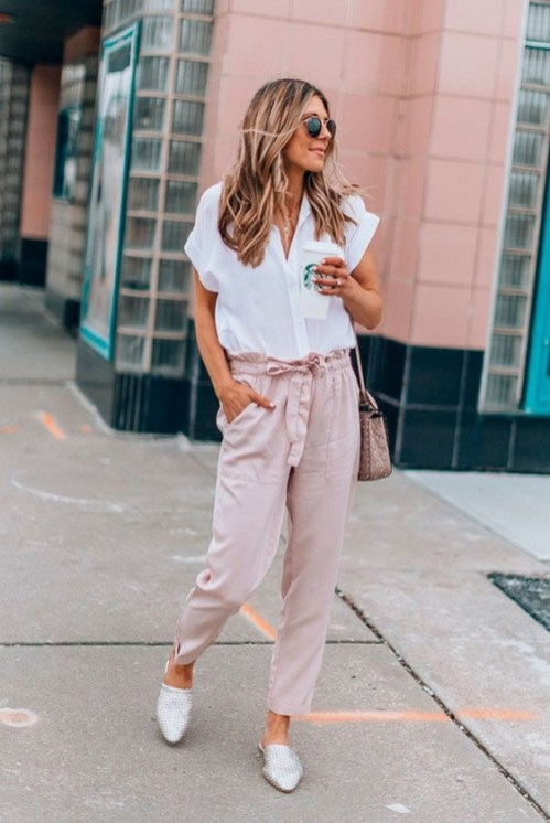 How To Style Casual Spring Outfits for Women 28