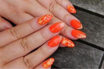 Inspiring Almond Shaped Nail for Girls 17