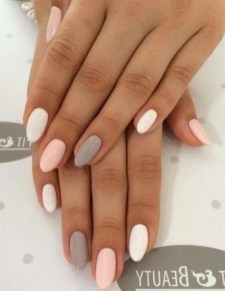 Spring Nail art Design and Colors Ideas For 2021 06