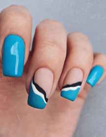 Spring Nail art Design and Colors Ideas For 2021 18