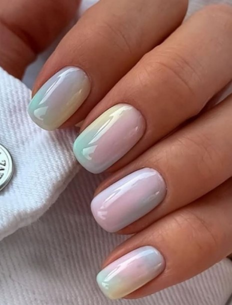 Spring Nail art Design and Colors Ideas For 2021 20