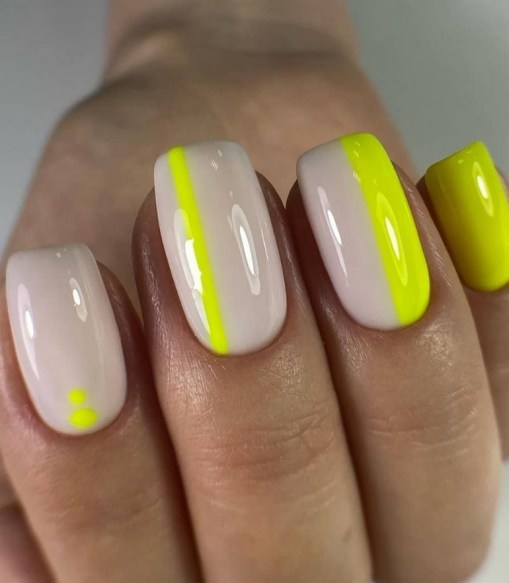 Spring Nail art Design and Colors Ideas For 2021 21