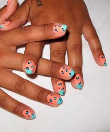 Spring Nail art Design and Colors Ideas For 2021 33