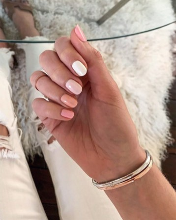 Spring Nail art Design and Colors Ideas For 2021 48