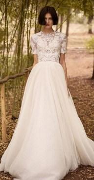 25 Adorable Wedding Dresses for Falll 11