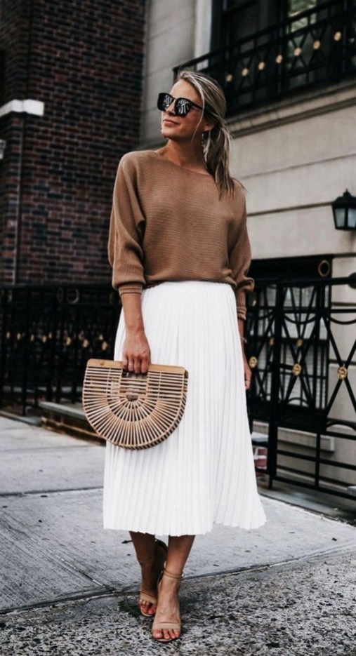 30 Fashionable Fall Outfits This Year 12
