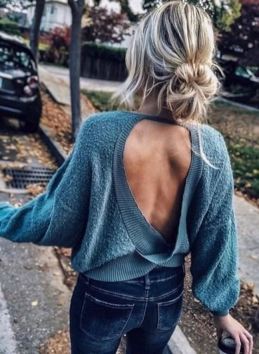 30 Fashionable Fall Outfits This Year 20