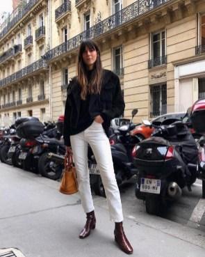 30 Stylish fall boots women outfit ideas 08