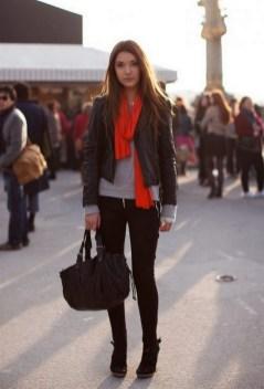 30 Stylish fall boots women outfit ideas 15