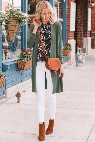 30 Stylish fall boots women outfit ideas 28