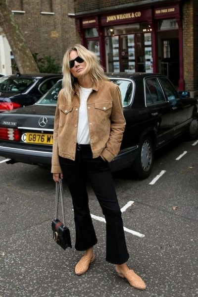 45 Fashionable Fall Outfits This Year 10