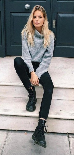 45 Fashionable Fall Outfits This Year 25
