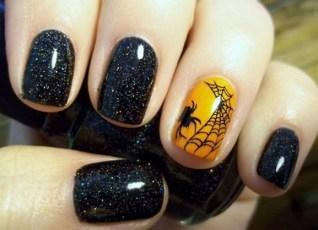 50 Cute Halloween Nail Art You Will Love 48
