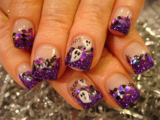 50 Cute Halloween Nail Art You Will Love 50