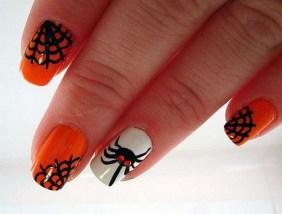 50 Cute Halloween Nail Art You Will Love 58