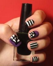 50 Cute Halloween Nail Art You Will Love 60