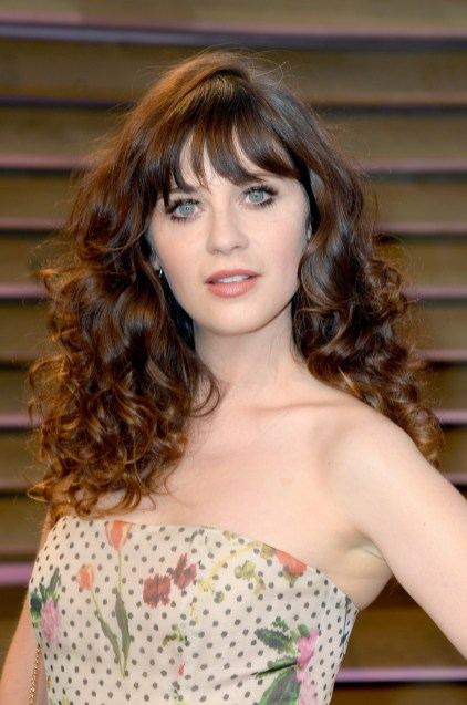 100 Ways to Look Younger with Stylish Bang Hairstyles 38